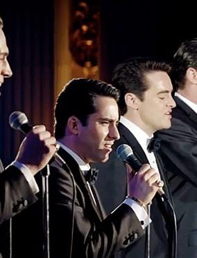 Jersey Boys – Em Busca da Música
